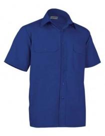 Camisa manga corta 2 bolsillos Academy