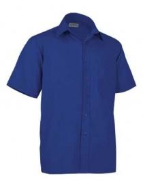 Camisa manga corta 1 bolsillo Oporto