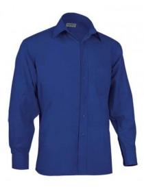 Camisa manga larga 1 bolsillo Oporto