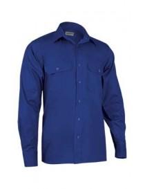 Camisa manga larga 100% algodón Condor