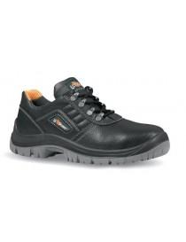 Zapato piel con puntera y plantilla S1P UPower