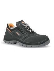 Zapato piel serraje con puntera S1 Upower