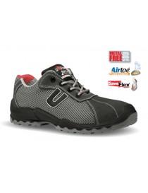 Zapato deportivo con puntera y plantilla S1P UPower