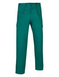 Pantalón Multibolsillos 100% Algodón CHISPA