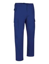 Pantalón Multibolsillos 100% Algodón 270gr. FORCE