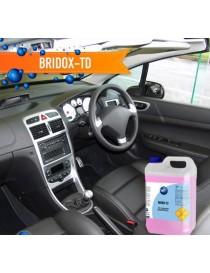 Limpiasalpicaderos abrillantador sin silicona 5L. BRIDOX