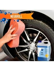 Limpiador de gomas y neumáticos 5L. NEUBRILL