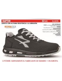 """Zapato """"Raptor"""" con puntera y protección S3P UPower"""