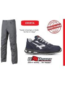"""Pack UPower Pantalón """"Bravo"""" + Zapato """"Emotion"""""""