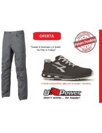 """Pack UPower Pantalón """"Bravo"""" + Zapato """"Raptor"""""""