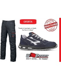 Pack UPower Pantalón Smile + Zapato Emotion